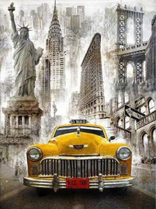 New York Taxi - Myth Of Asia