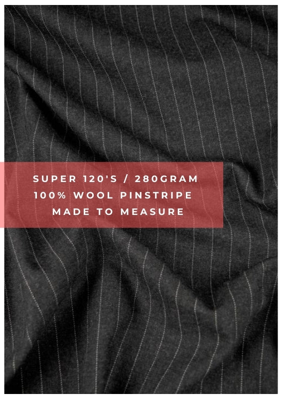 1 x Made to Measure Pinstripe