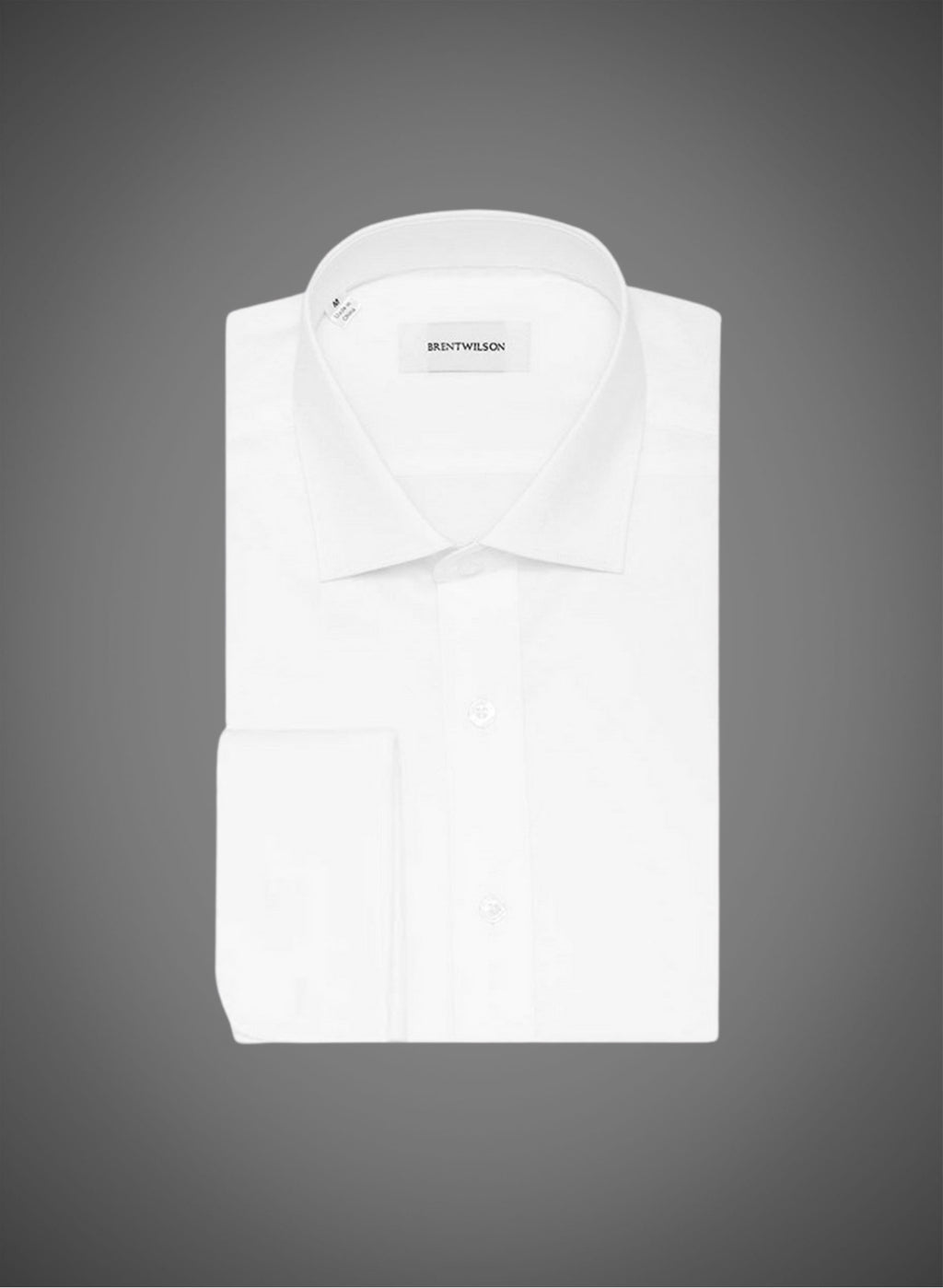 White Shirt with French Cuff