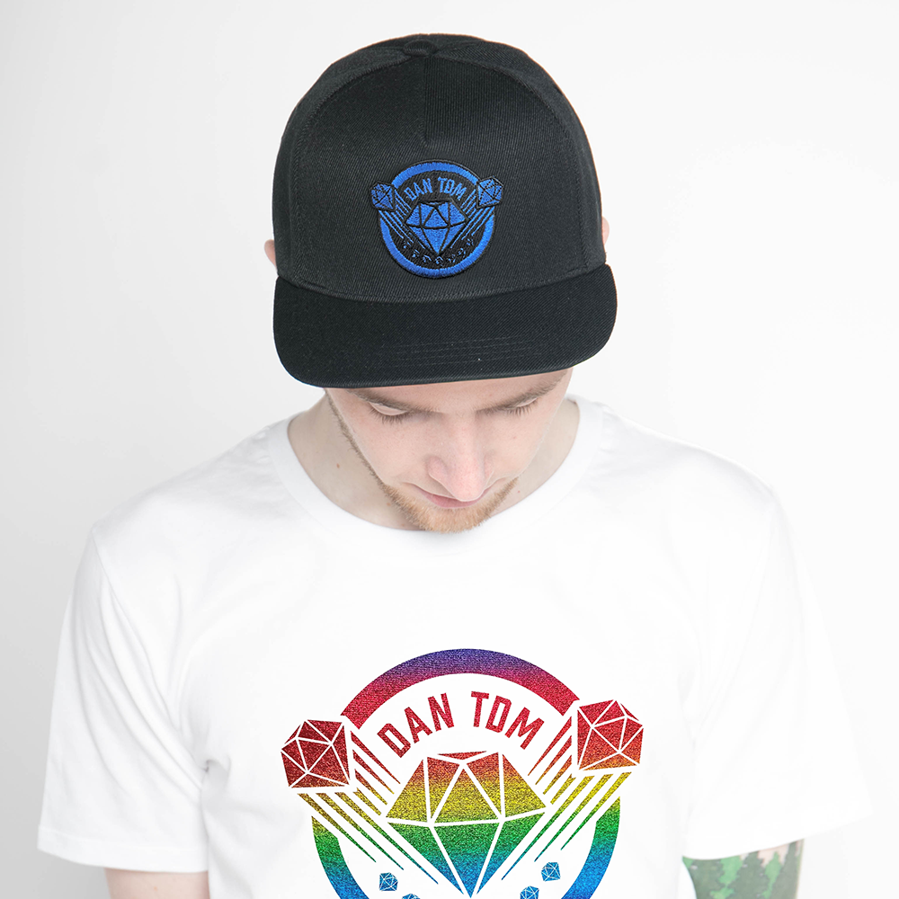 DanTDM Black Diamond Cap