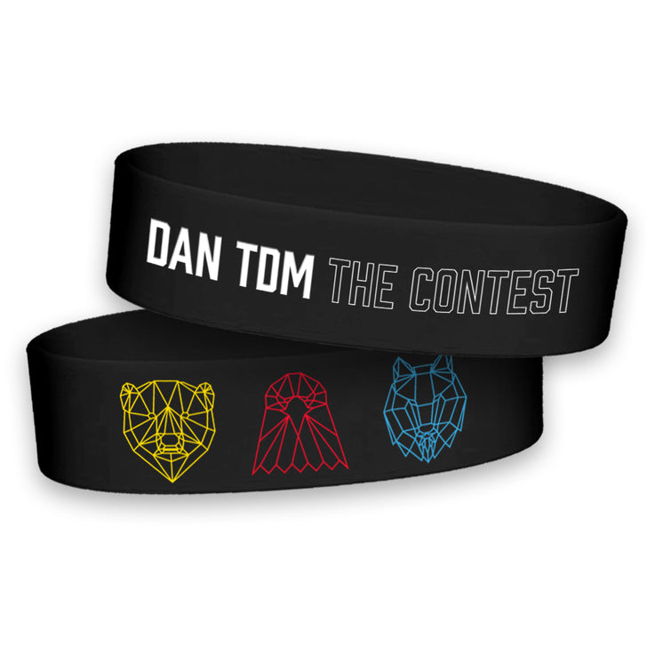 DanTDM The Contest Wristband