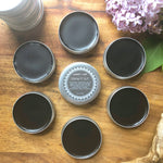 draw it out / an herbal drawing salve used to coax splinters, bee stings, cysts, acne and other toxins + impurities from the skin