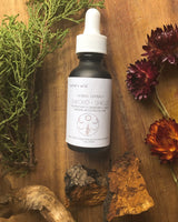 sword + shield tincture / elderberry chaga immune booster