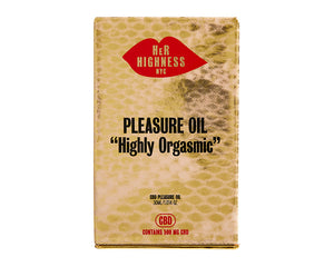 Pleasure Oil