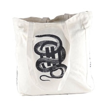Load image into Gallery viewer, Her Highness - tote bag snake