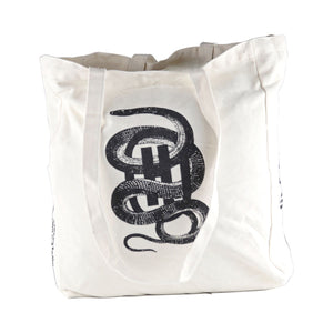 Her Highness - tote bag snake