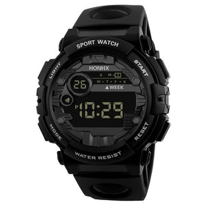 HONHX Luxury Mens Digital LED Watch Date Sport Men