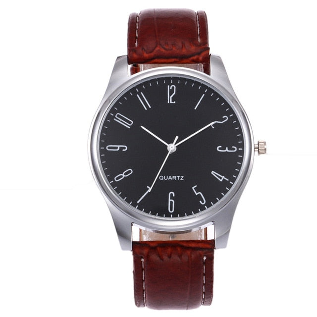 Men's Quartz Watch Simple style Business men's