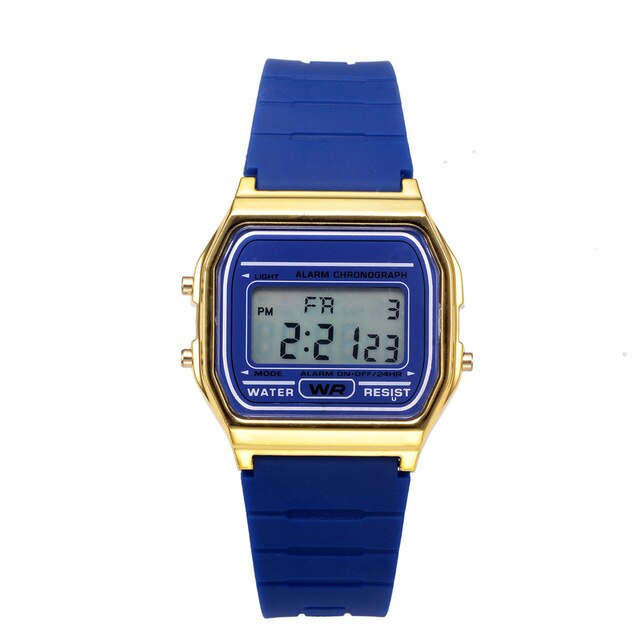 Women's Couple Watches Unisex Fashion Men's and Digital
