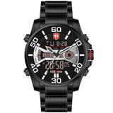 Watches Top Brand Luxury Waterproof Army Military