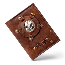 Load image into Gallery viewer, Steampunk Watch Core Wallet