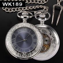 Load image into Gallery viewer, Mechanical Pocket Fob Watch