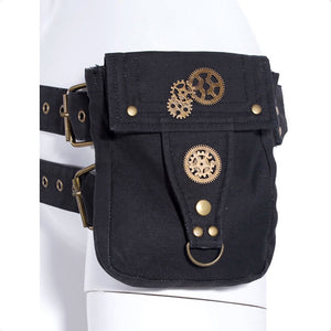 Steampunk Holster Bag