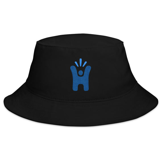 Happy-Me H Bucket Hat