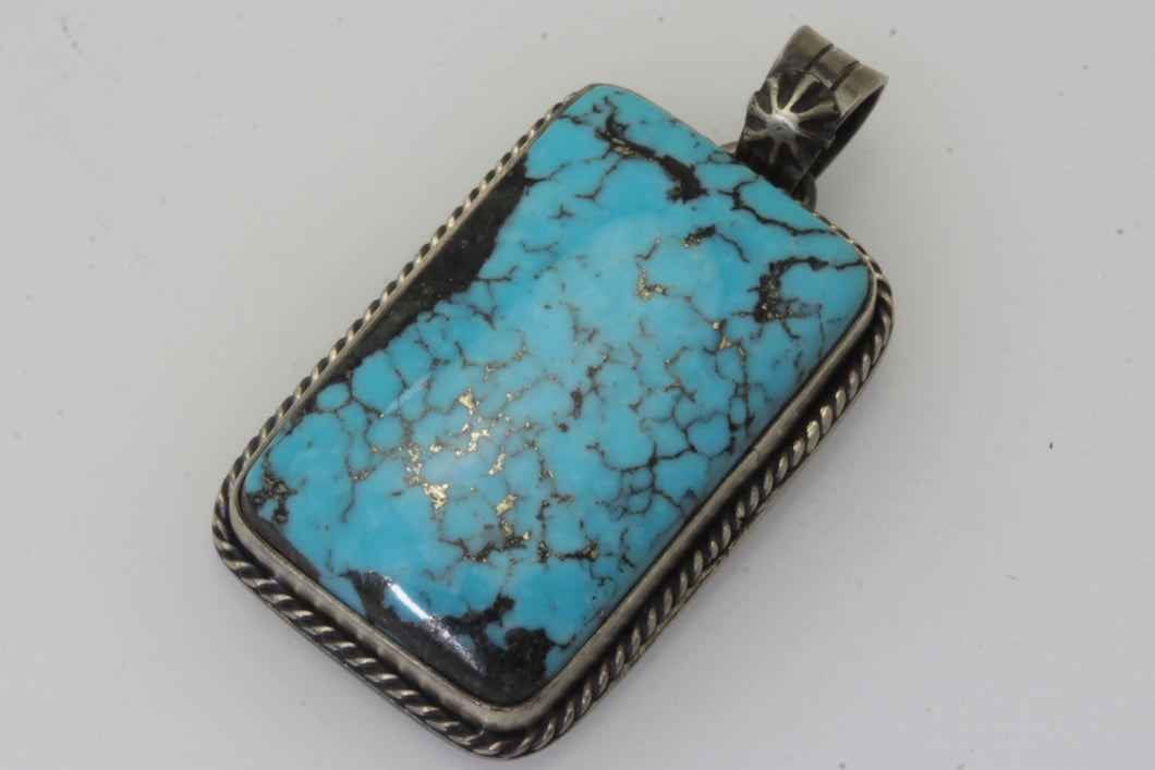 Ithaca Peak Rectangle Pendant