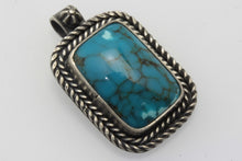 Load image into Gallery viewer, Ithaca Peak Small Rectangle Pendant
