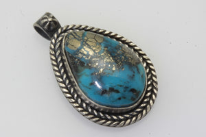 Ithaca Peak Tear Drop Pendant