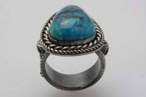 Ithaca Peak Tear Drop Ring