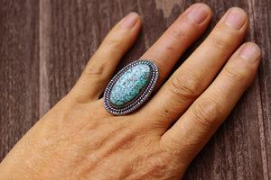 Kingman Oval Ring