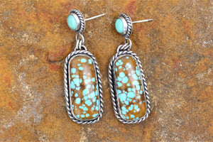 Pilot Mountain Drop Earrings