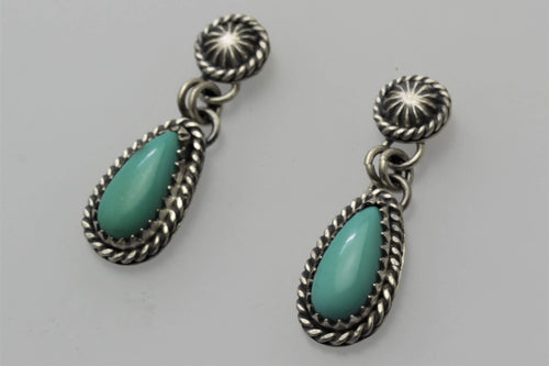 Campitos Small Tear Drop Earrings