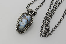 Load image into Gallery viewer, Kazakhstan Teardrop Small Pendant