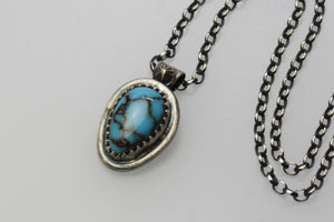 Egyptian Small Teardrop Pendant