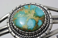 Load image into Gallery viewer, Royston Turquoise Three Stone Bracelet