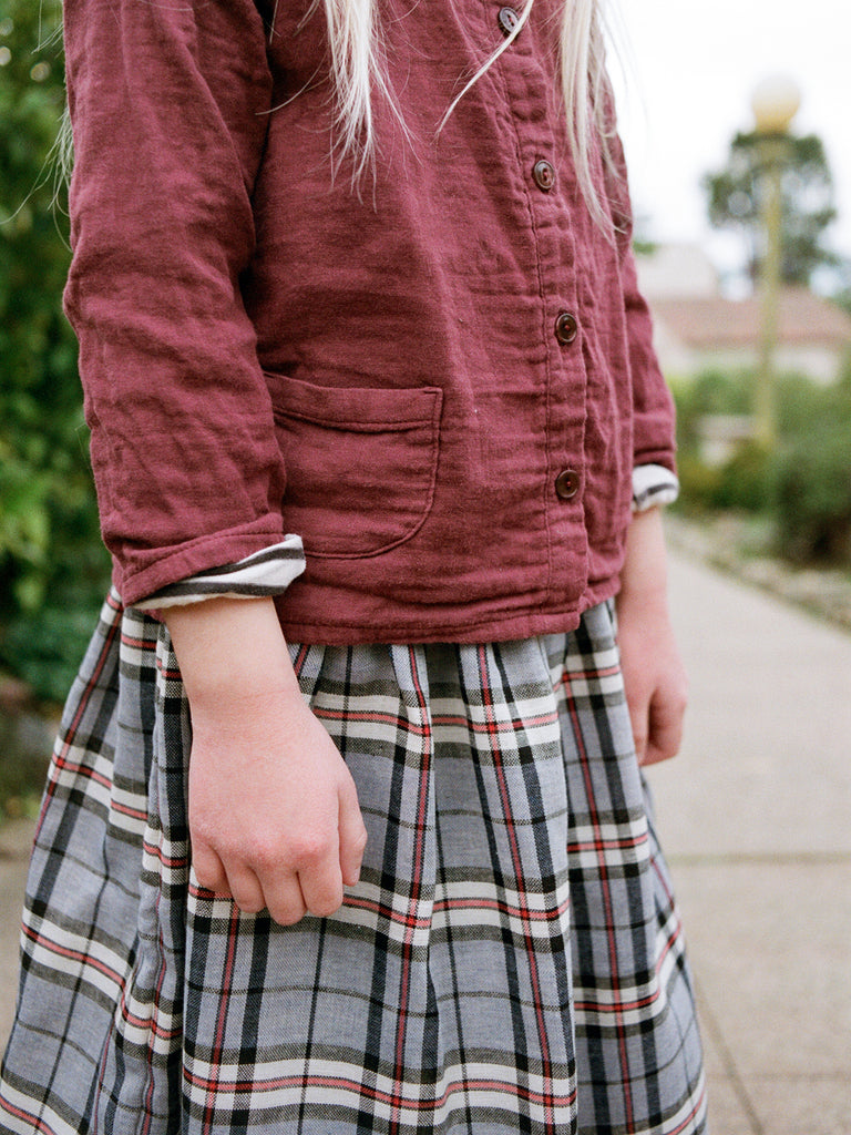 Bonnie Skirt Plaid