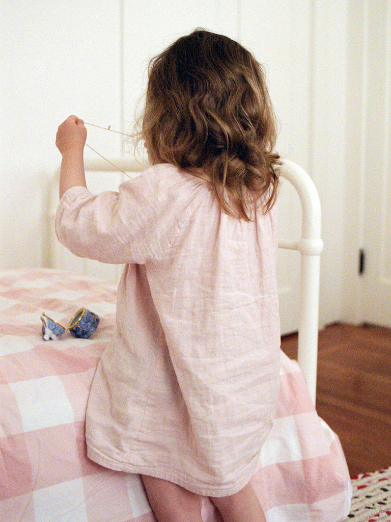 Mara Nightdress Pale Pink