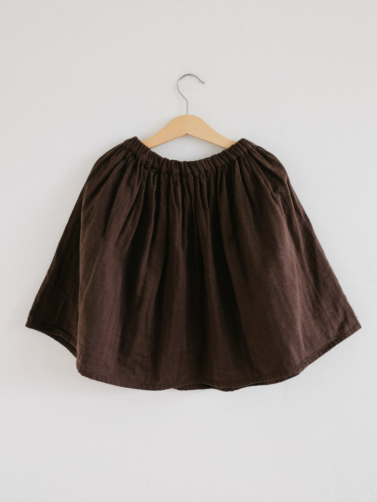 Bonnie Skirt Brown