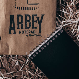 Arbey Notepad by Miguel Pizarro