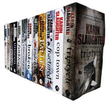 Karin Slaughter 12 Books Adult Pack Collection Paperback Gift Set - St Stephens Books