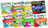 Mr. Men Adventures 8 Book Collection - St Stephens Books