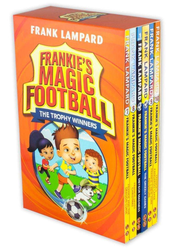 Frankie's Magic Football: The Trophy Winners 6 Books Collection - St Stephens Books