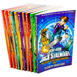 Secret Agent Jack Stalwart 10 Books Children Collection Paperback Set By Elizabeth Singer Hunt - St Stephens Books