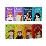 Anne Of Green Gables 8 Books Children Collection Paperback By Lucy Maud Montgome - St Stephens Books