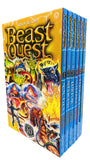 Beast Quest 6 Books Series 10 Children Collection Paperback Box Set By Adam Blade - St Stephens Books