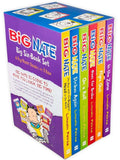 Big Nate 6 Books Young Adult Collection Paperback Box Set By Lincoln Peirce - St Stephens Books
