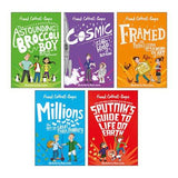Frank Cottrell Boyce 5 Books Young Adult Collection Paperback Set - St Stephens Books