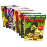 Goosebumps Classic Series 10 Books Young Adult Collection Paperback By R L Stine - St Stephens Books