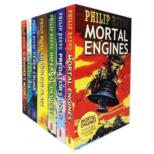 Mortal Engines Quartet 7 Books Collection - St Stephens Books
