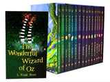 Wizard of Oz 15 Books Young Adult Collection Box Set Paperback By L Frank Baum - St Stephens Books