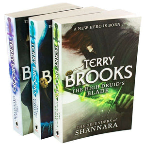 Defenders Of Shannara 3 Books Young Adult Collection Paperback Set By Terry Brooks - St Stephens Books