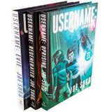Joe Sugg Username Series 3 Books - St Stephens Books