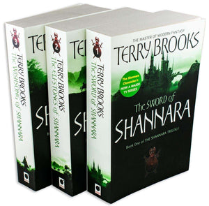 Sword Of Shannara Series 3 Books Young Adult Collection Paperback By Terry Brooks - St Stephens Books