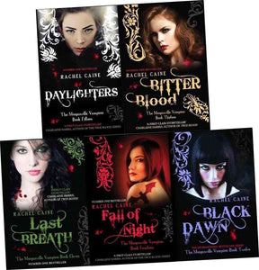 The Morganville Vampires Collection 5 Books Set Series 3 - St Stephens Books