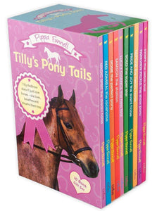 Tilly's Pony Tails 10 Book Collection - St Stephens Books