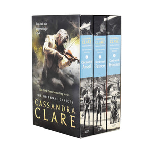 Infernal Devices Series 3 Books Young Adult Set Paperback Box Set By Cassandra Clare - St Stephens Books