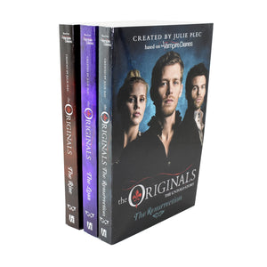Originals Trilogy 3 Books Young Adult Collection Pack Paperback Set By - Julie Plec - St Stephens Books